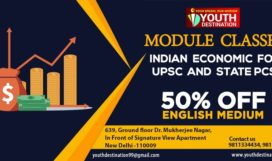 economics module classes for upsc and state pcs 2021