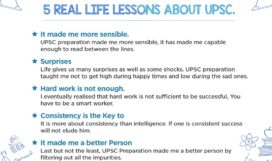 real life lessions about upsc