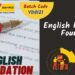 youth destination ias english medium foundation batch 2021 for upsc ias